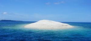 新城パナリ島のバラス島
