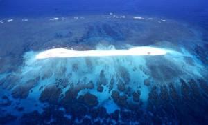 クエフ島の幻の島