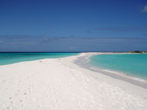 ロス・ロケス諸島(ベネズエラ領) サンドバー