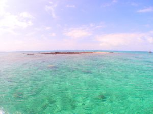石垣島からの第二の幻の島