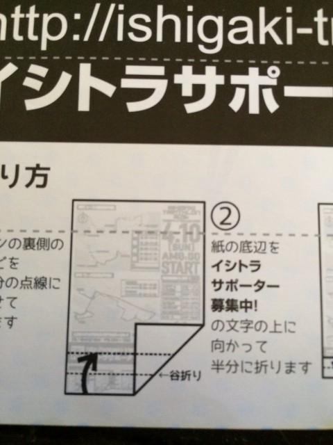 石垣島トライアスロンのサポーター