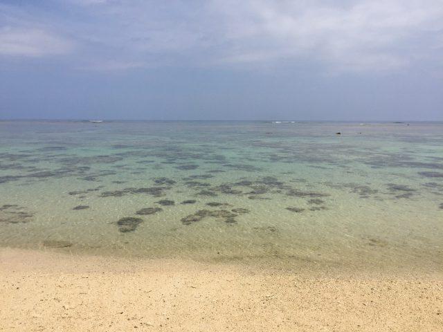 米原ビーチは観光の人にも、地元の人達にも人気NO1のビーチ