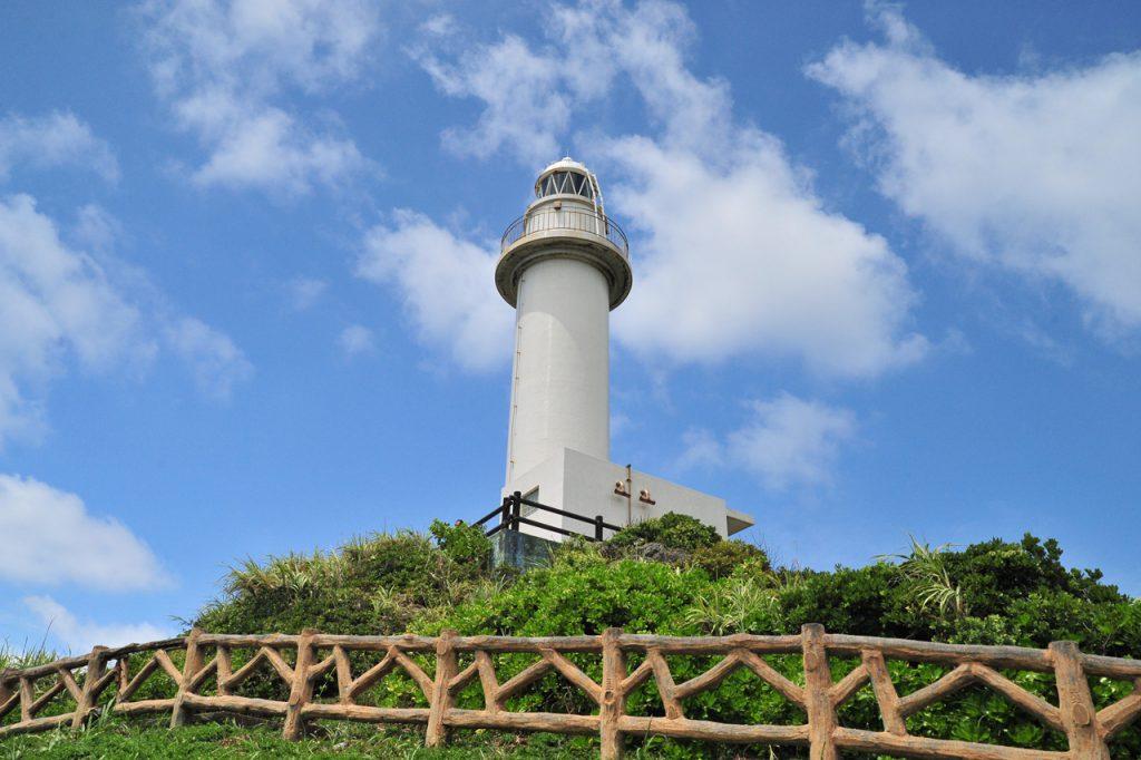 御願崎灯台