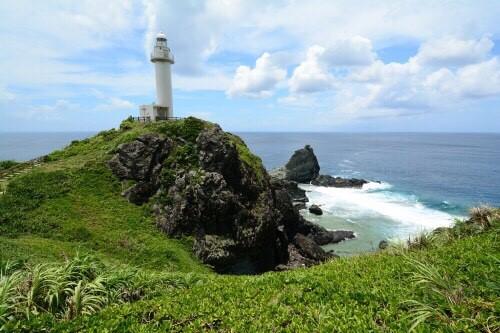石垣島の中では絶景の西のポイント