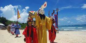石垣島の季節と服装