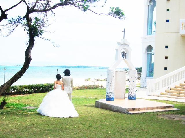 沖縄の結婚式