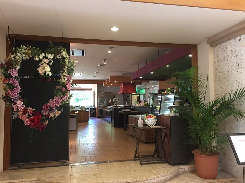 フサキ洋食、和食などそれぞれのレストラン