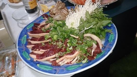 養殖された肉