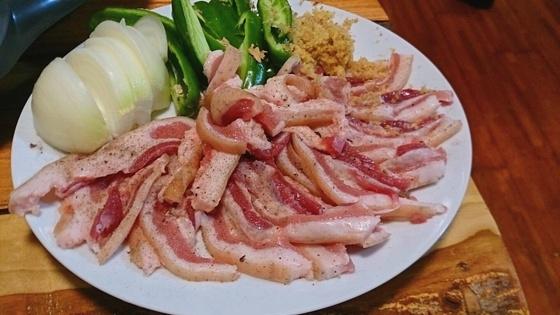 イノシシの肉