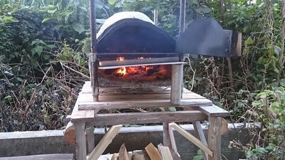 ポータブル石焼き釜