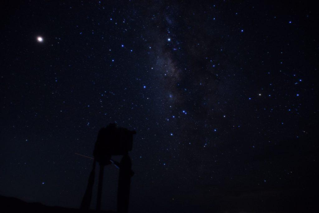 星空保護区・石垣島で見る『天の川』