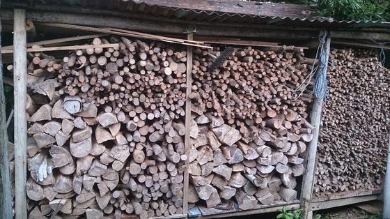薪の格納庫