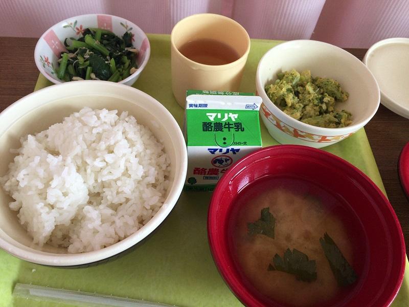 八重山病院の病院食