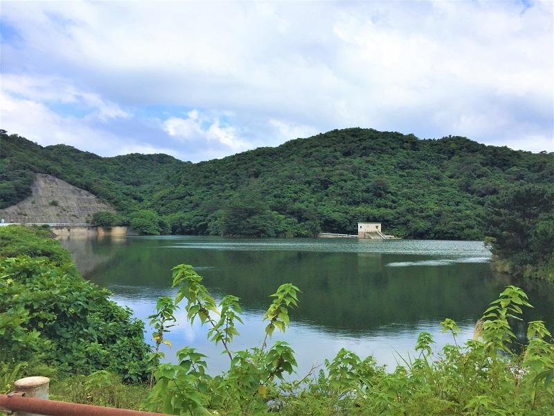 大浦ダム(おおうらダム)