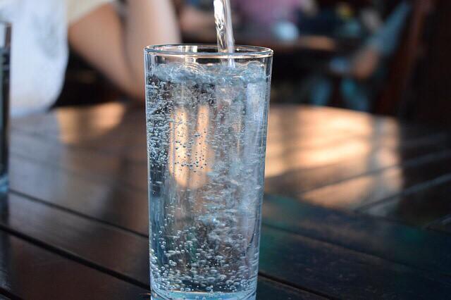 水は貯めておく、