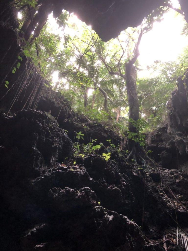 石垣島ケイビング(洞窟探検)